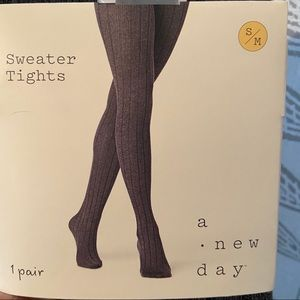 a new day Accessories - A New Day Sweater Tights